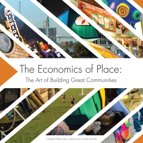 Econ of Place book cover
